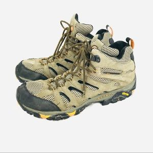 Merrell Moab continuum waterproof hiking boots
